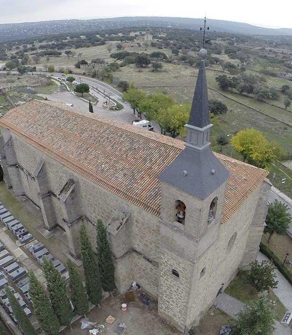 Cahiptel de la Torre de Navalagamella