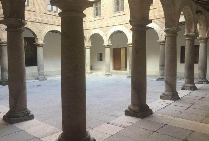 Claustro del Colegio San Pedro