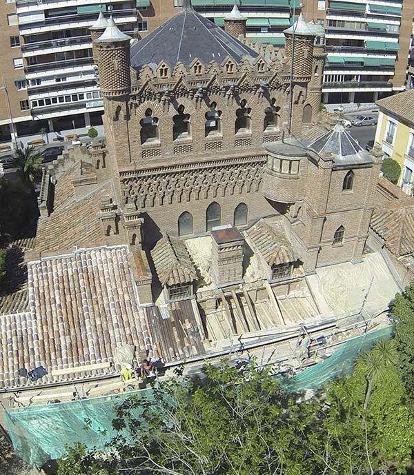 Restauracion del Palacete Laredo en Alcala de Henares