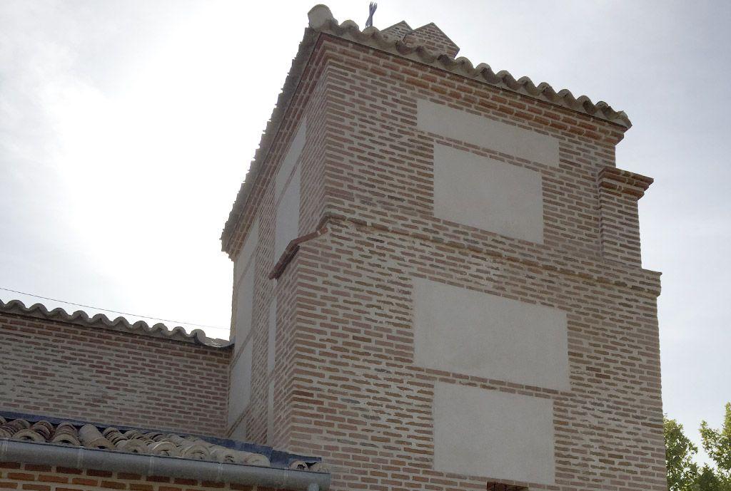 Rehabilitación iglesias - San Blas