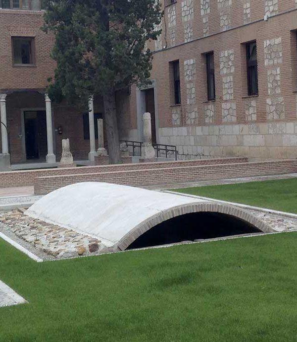 Restauración de manzana fundacional en la Cisneriana de Alcalá de Henares