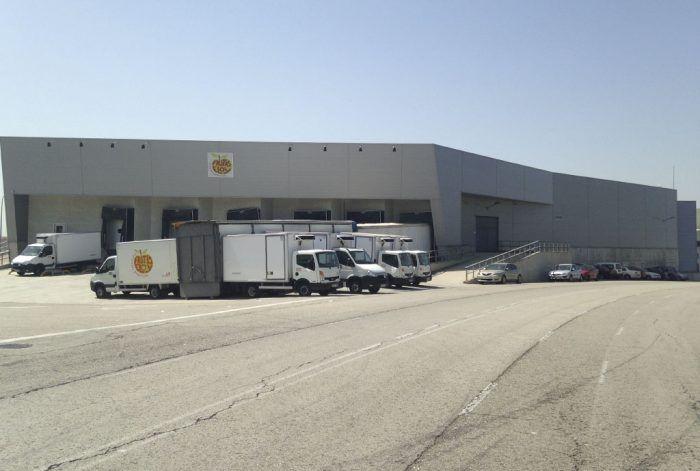 rehabilitacion integral edificios-Acerouno llevó a cabo las demoliciones, construcciones e instalaciones necesarias para adecuar contra incendios 4 naves industriales en Mercamadrid.