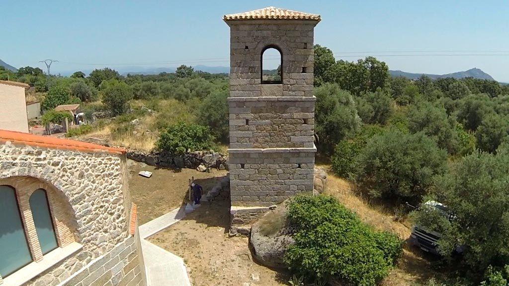desmontaje campana iglesia rozas puerto real